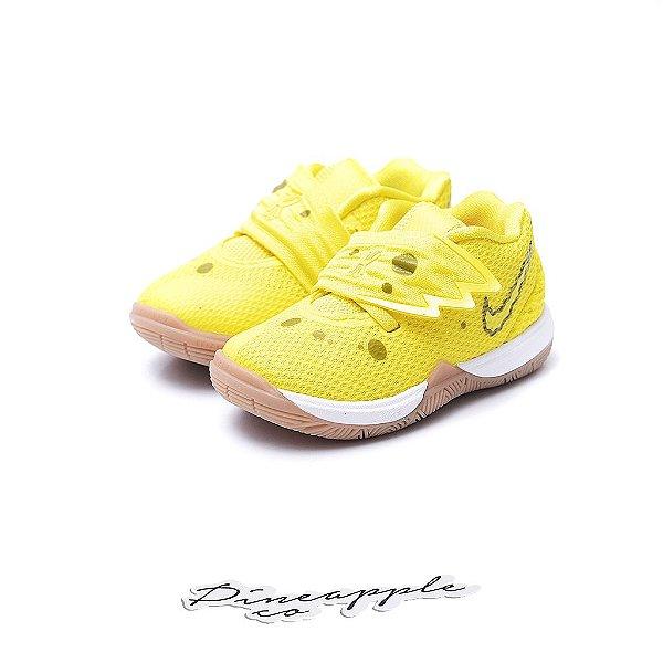"Nike Kyrie 5 ""Spongebob Squarepants"" (Infantil)"