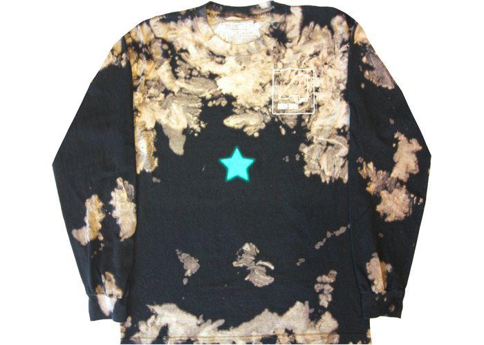 "TRAVIS SCOTT - Camiseta Astroworld Shattered Face ""Tie Dye"" -NOVO-"