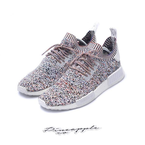 "adidas NMD R1 ""Color Static"""