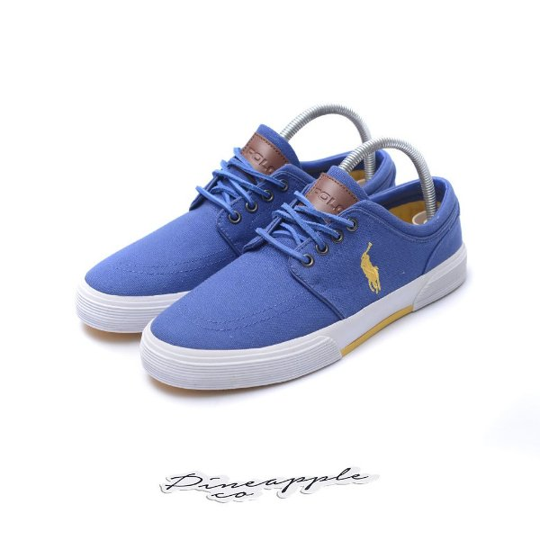 "POLO RALPH LAUREN - Jarred ""Blue"" -NOVO-"