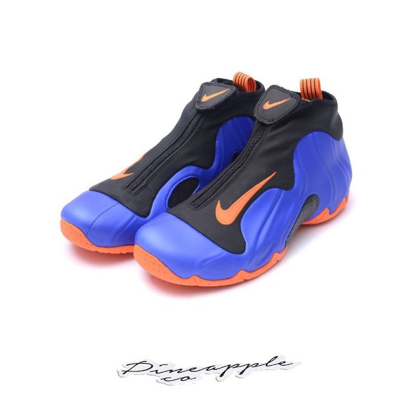 "NIKE - Air Flightposite 1 ""Knicks Away"" -NOVO-"