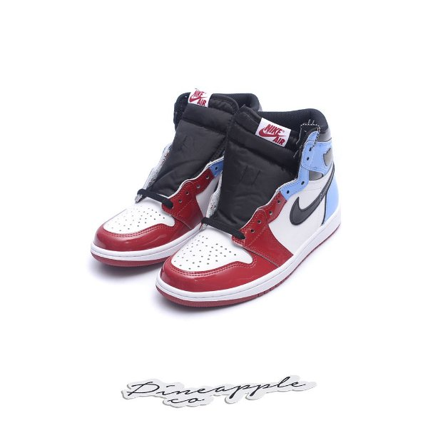 "NIKE - Air Jordan 1 Retro Fearless ""UNC Chicago"" -NOVO-"