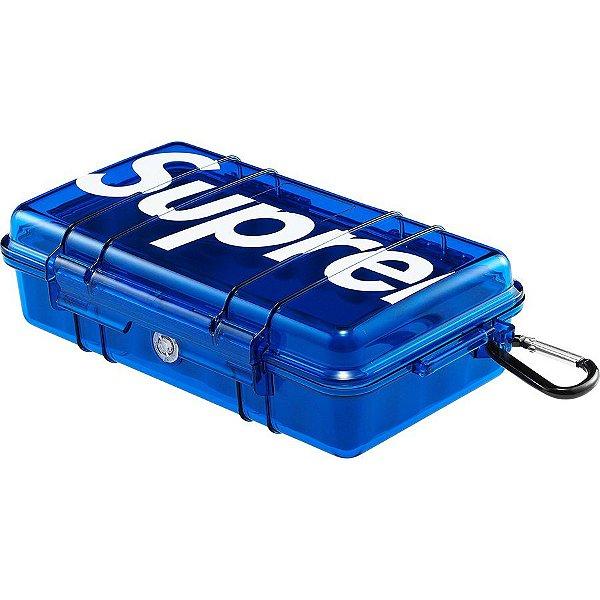 """SUPREME x PELICAN - Caixa 1060 """"Azul"""" -NOVO-"""