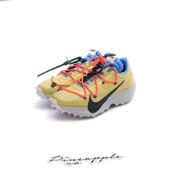 "NIKE x OFF-WHITE - Vapor Street ""Tour Yellow"" -NOVO-"