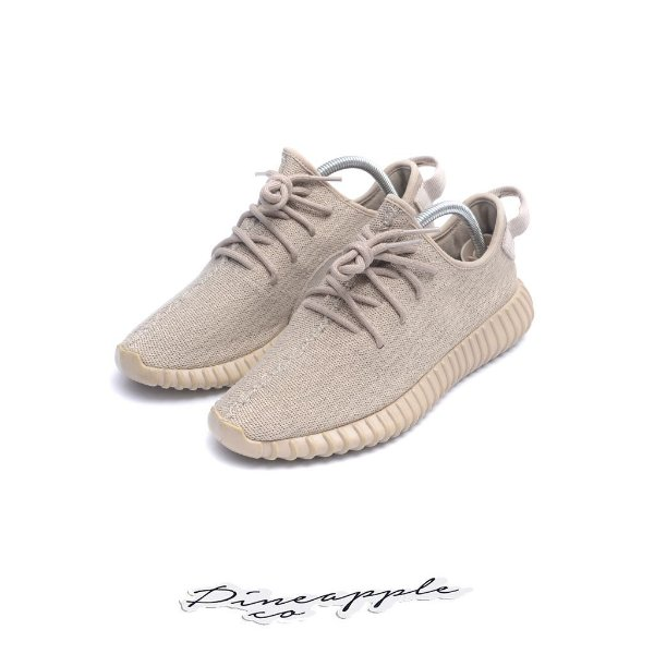 "ADIDAS - Yeezy Boost 350 ""Oxford Tan"" -USADO-"