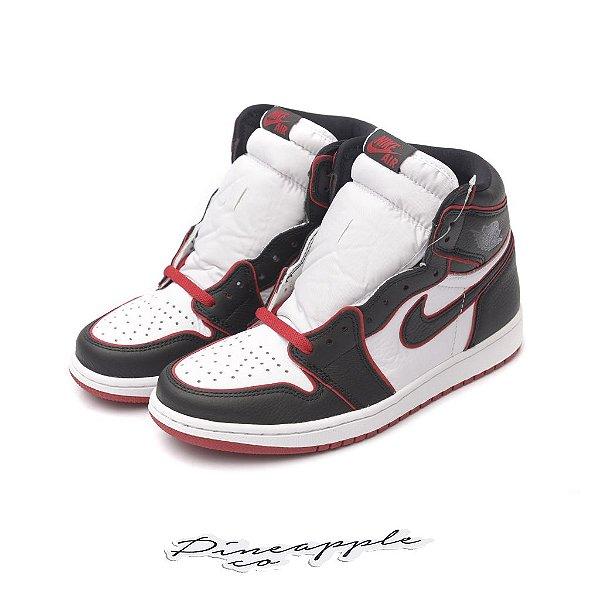 "NIKE - Air Jordan 1 Retro ""Bloodline"" -NOVO-"