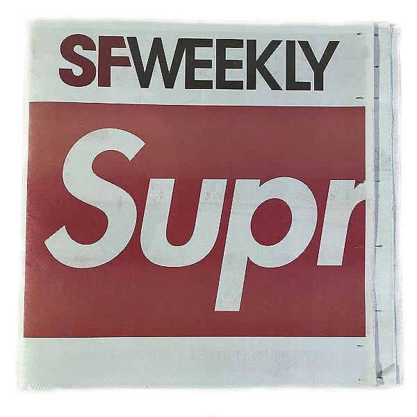 SUPREME x SF WEEKLY - Jornal -NOVO-