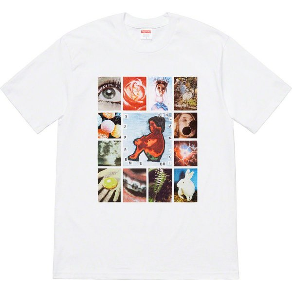 "SUPREME - Camiseta Original Sin ""Branco"" -NOVO-"