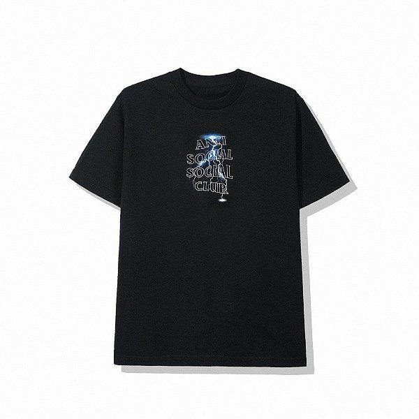 "ANTI SOCIAL SOCIAL CLUB - Camiseta Twister ""Preto"" -NOVO-"