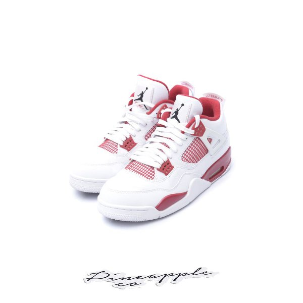 "NIKE - Air Jordan 4 Retro ""Alternate 89"" -USADO-"
