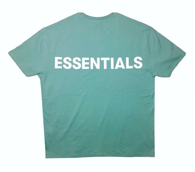 "FOG - Camiseta Essentials 3M Logo Boxy ""Teal"""
