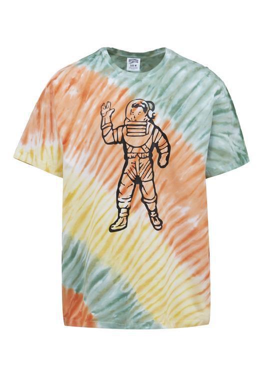 "BILLIONAIRE BOYS CLUB - Camiseta Astro SST ""Tie Dye"" -NOVO-"