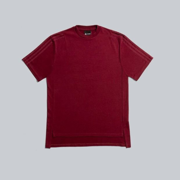 "ADIDAS x IVY PARK - Camiseta ""Maroon"" -NOVO-"