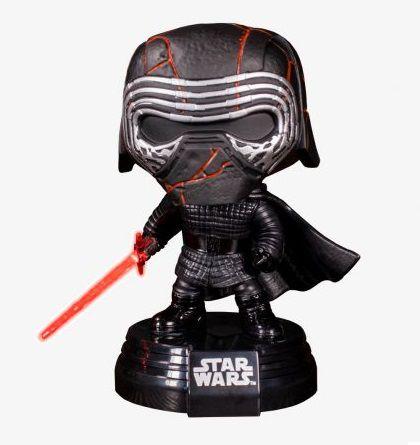 FUNKO POP - Boneco Star Wars: Kylo Ren #308 -NOVO-