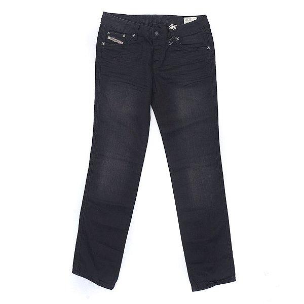 DIESEL - Calça Jeans ''Black'' -USADO- (Tamanho: 42)
