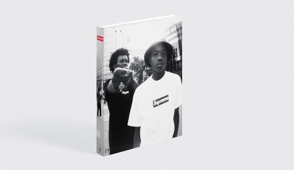 !PHAIDON - Livro SUPREME -NOVO-