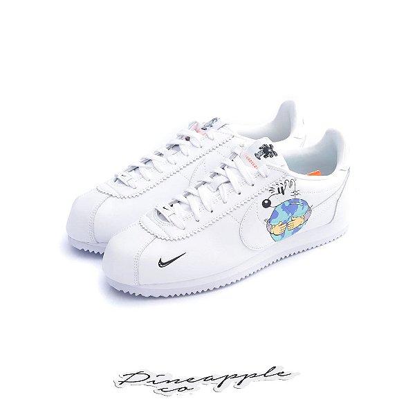 "Nike Cortez Flyleather x Steve Harrington ""Earth Day"" (2019) -NOVO-"