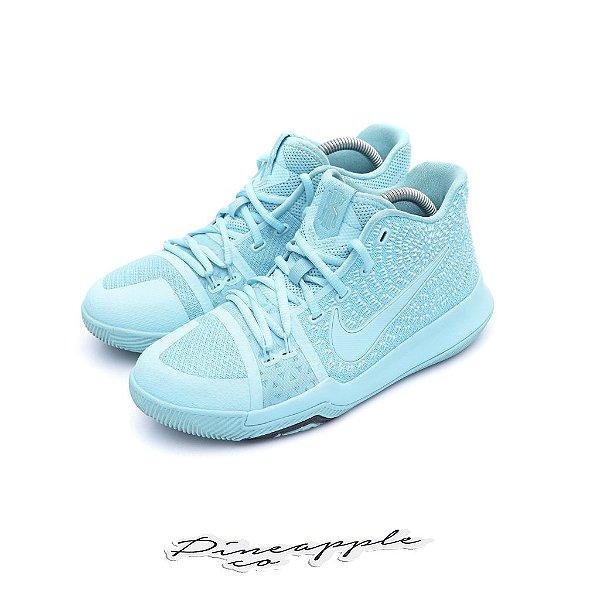 """Nike Kyrie 3 """"Aqua"""" (Infantil) -USADO-"""