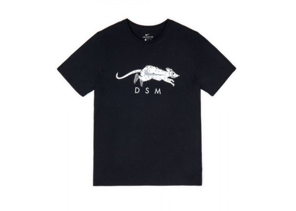 "NIKE x DOVER STREET MARKET - Camiseta Year Of The Rat  ""Black"""