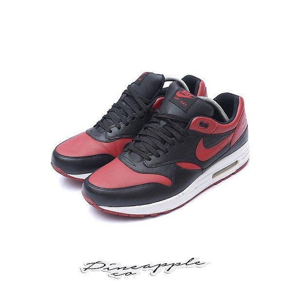 """Nike Air Max 1 Premium """"Bred"""" -USADO-"""