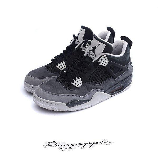 """NIKE - Air Jordan 4 Retro """"Fear Pack"""" (2013) -USADO-"""