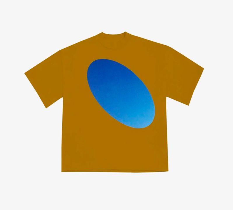 """KANYE WEST - Camiseta Jesus is King Hands On """"Gold"""""""