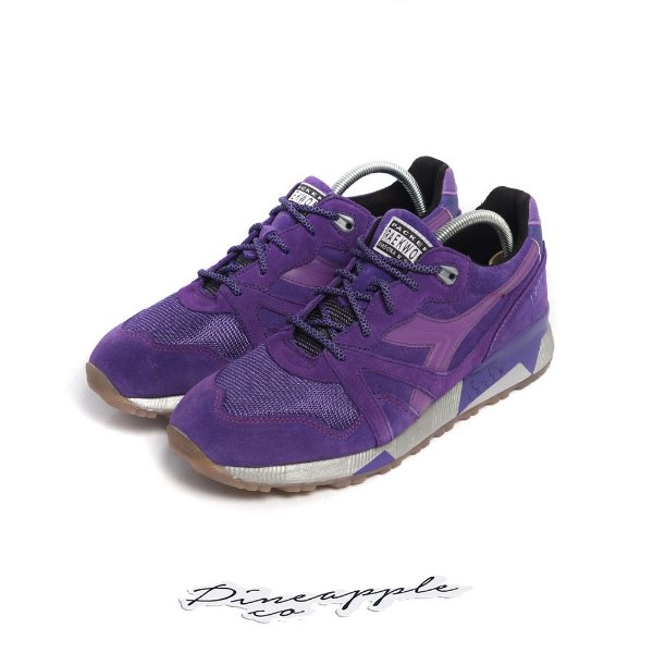 diadora n9000 purple tape