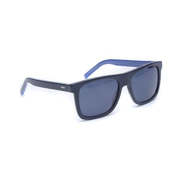 """HUGO BOSS - Óculos de Sol """"Blue"""" -USADO-"""