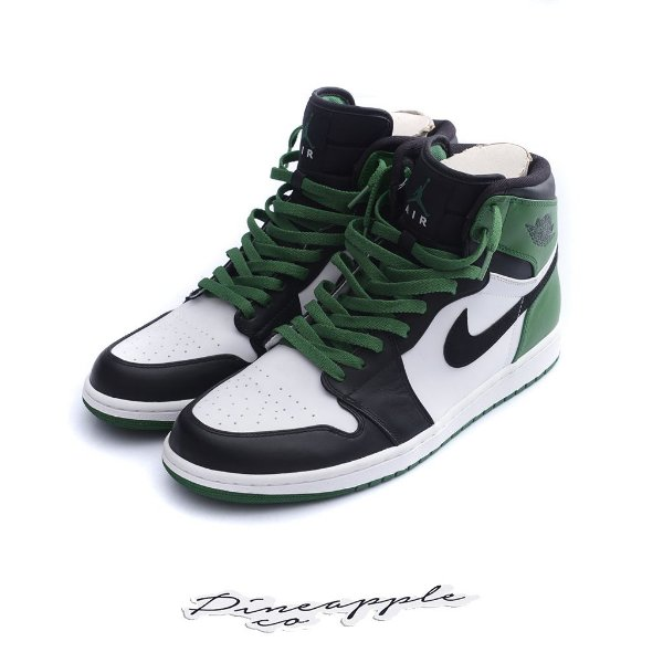 """NIKE - Air Jordan 1 Retro DMP """"Celtics"""" -NOVO-"""