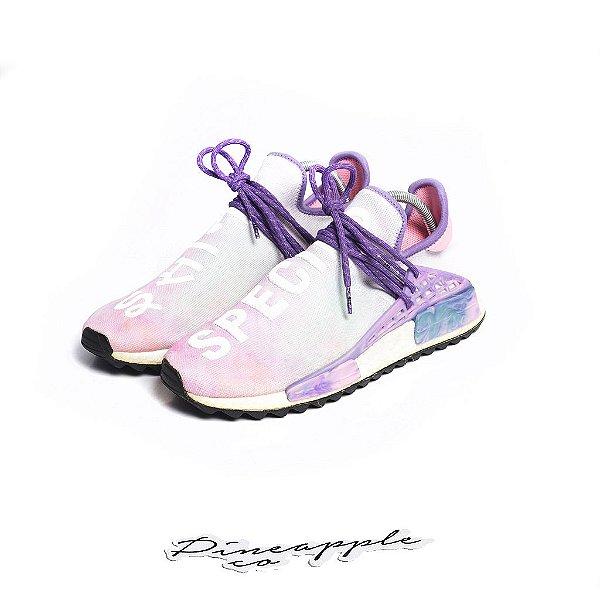 "adidas x Pharrell Human Race NMD Holi Festival ""Pink Glow"" -USADO-"