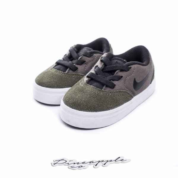 "Nike SB Check ""Green"" (Infantil) -NOVO-"