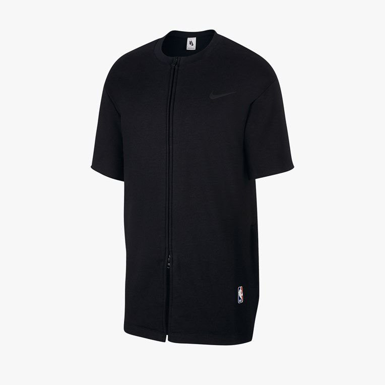 "NIKE x FEAR OF GOD - Camiseta NBA ""Preto"" -NOVO-"