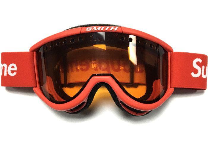 "SUPREME - Google Smith Cariboo OTG Ski ""Red"""