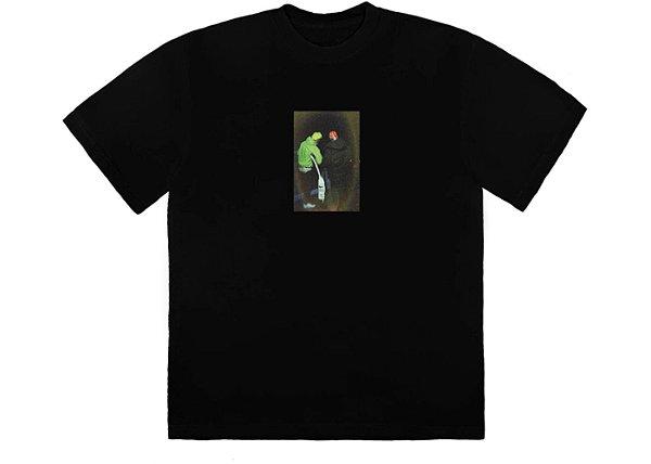 """TRAVIS SCOTT - Camiseta Jackboys Photo """"Preto"""" -NOVO-"""