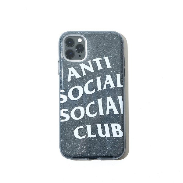 "ANTI SOCIAL SOCIAL CLUB - Case Iphone 11 No Texts ""Preto"" -NOVO-"