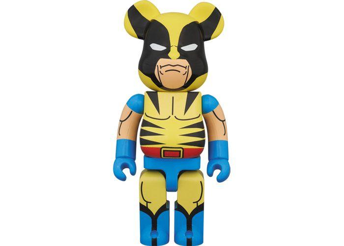 MEDICOM TOY x BEARBRICK - X-Men Wolverine 400%