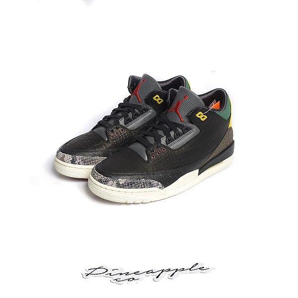 "!NIKE - Air Jordan 3 Retro SE ""Animal Instinct 2.0"" -NOVO-"