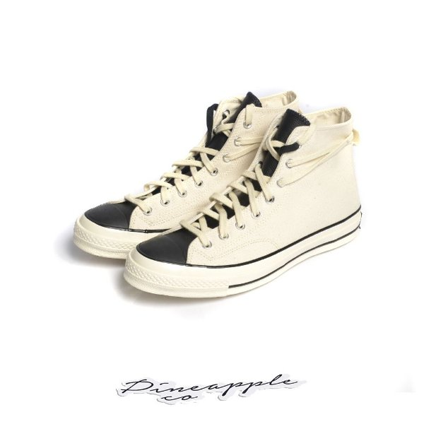 "CONVERSE x FEAR OF GOD - Chuck Taylor All-Star 70s Hi ""Natural"" -NOVO-"
