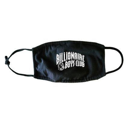 "!BILLIONAIRE BOYS CLUB - Máscara Classic Curve Logo ""Preto"" -NOVO-"