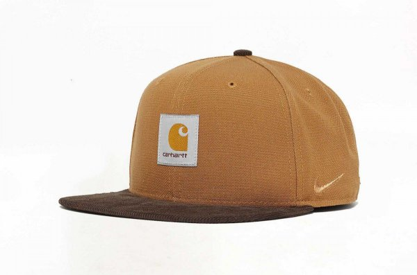 "NIKE x CARHARTT - Boné Blackley WIP ""Brown"""