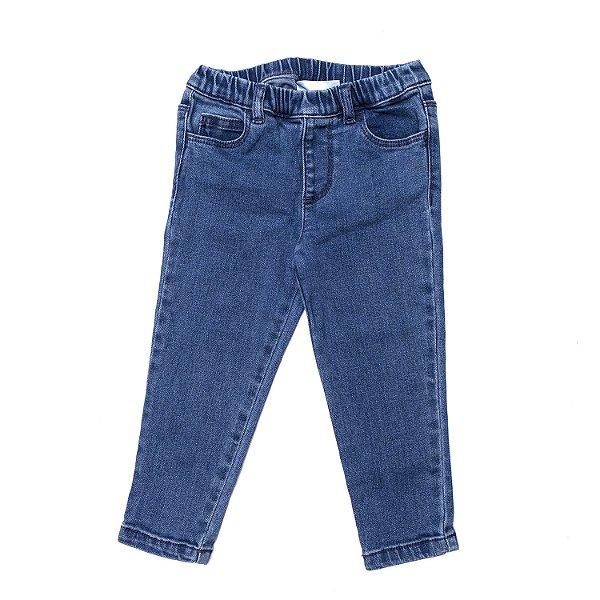 """CARTER'S - Calça Jeans Legging """"Azul"""" (Infantil) -NOVO-"""
