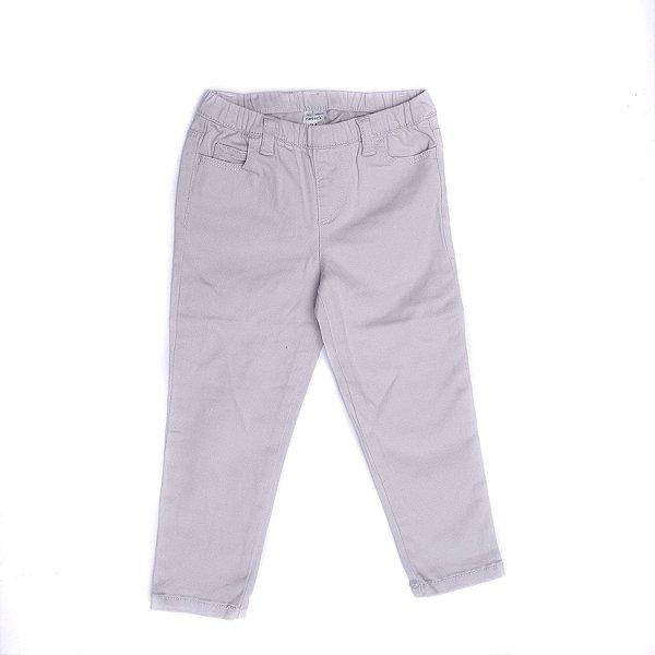 "CARTER'S - Calça Jeans Legging ""Cinza Claro"" (Infantil) -NOVO-"