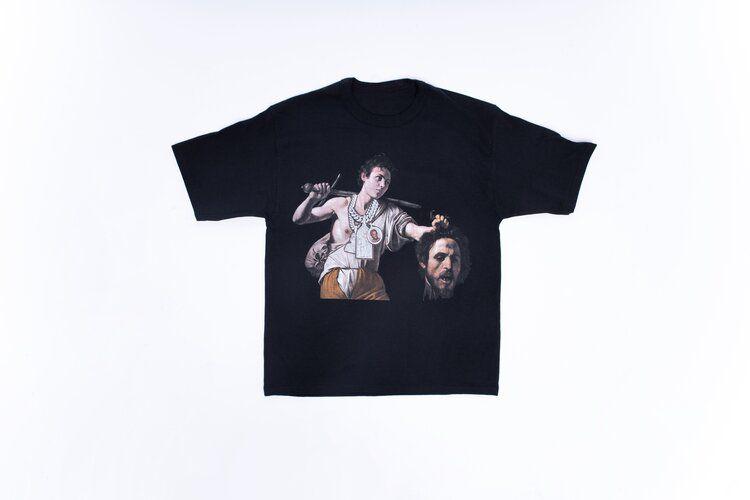 "WESTSIDE GUNN x CHAMPION x VIRGIL ABLOH - Camiseta Griselda ""Black"""