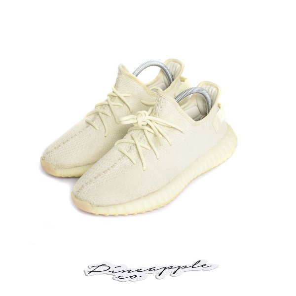 "ADIDAS - Yeezy Boost 350 v2 ""Butter"" (40,5 BR / 9 US) -USADO-"