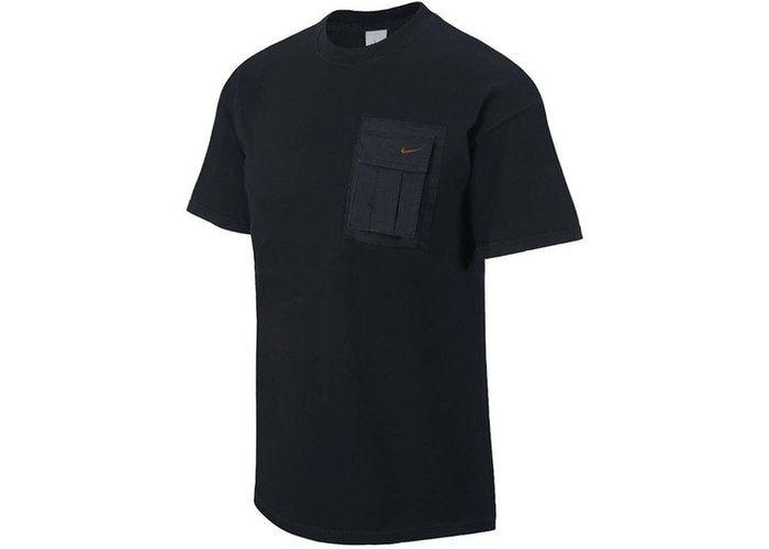 """NIKE x TRAVIS SCOTT - Camiseta NRG AG """"Preto"""" -NOVO-"""