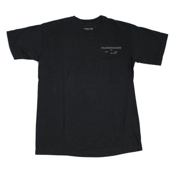 "POST CO. - Camiseta Post Malone Merch Night Vision ""Black"""