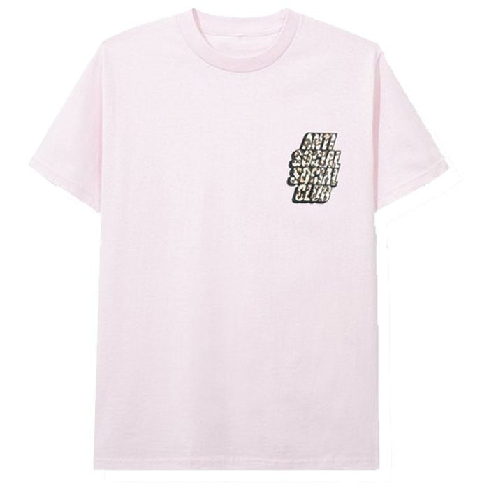 "ANTI SOCIAL SOCIAL CLUB - Camiseta Kitten ""Rosa"" -NOVO-"
