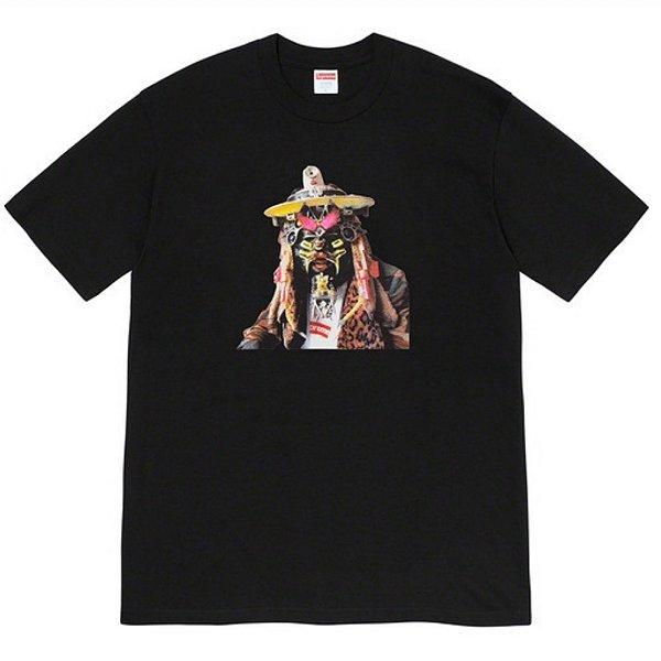 """SUPREME x RAMMELLZEE - Camiseta Garbage Body """"Preto"""" -NOVO-"""