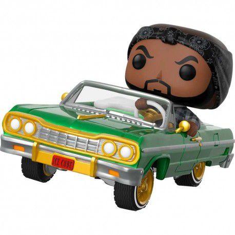 FUNKO POP! - Boneco Ice Cube With Impala #81 -NOVO-