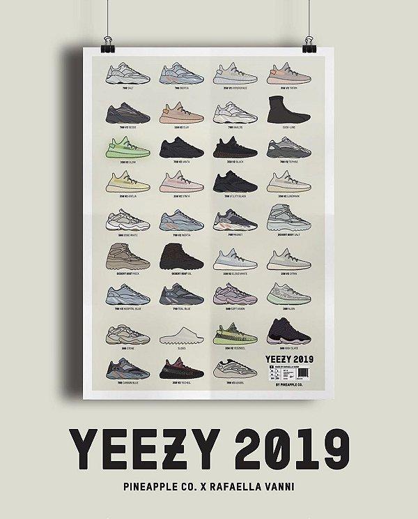 POSTER - Yeezy 2019 -NOVO-